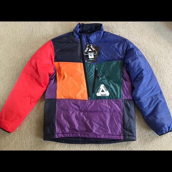3bdba7f44e88 Palace P-Tex Pertex Liner Multi Jacket